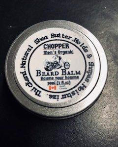Chopper Beard Balm..Chemical free..No Tax