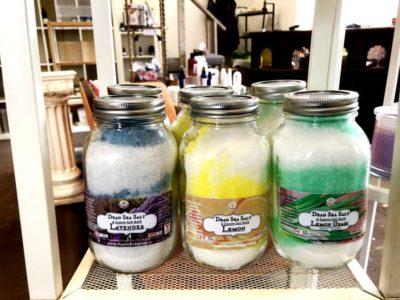 Bath Salts-Dead Sea Salt & Epsom -Night Sleep Soak