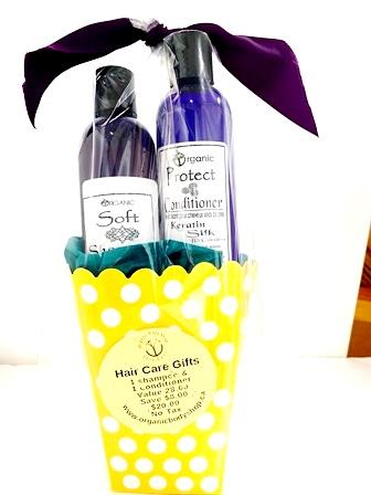 Haircare Gift set ...all natural