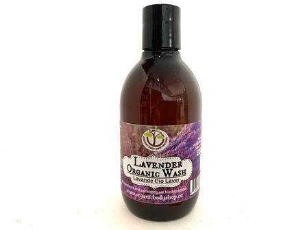 Essential Oil Body Wash in 11 natural aromas-8oz