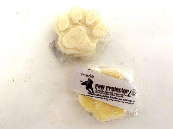 Paw Protector-Beeswax and Calendula oil.