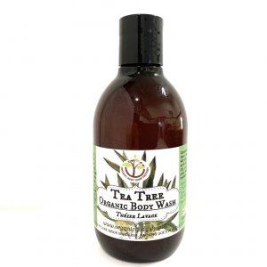 Organic Dandruff Tea Tree Shampoo 250ml