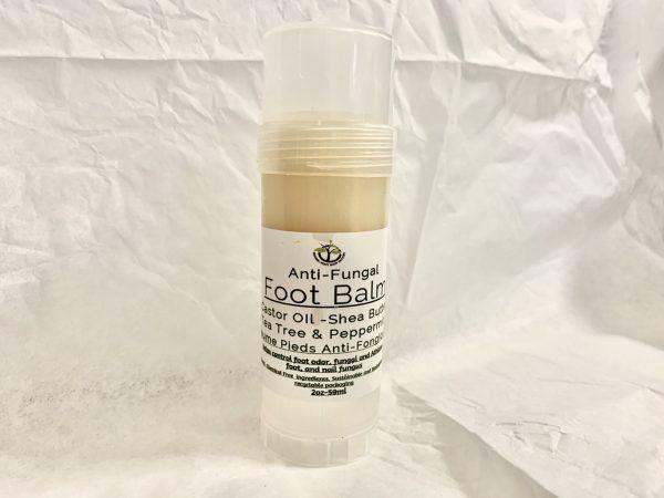 Anti-fungal Foot Balm Castor oil. Tea Tree..No Tax