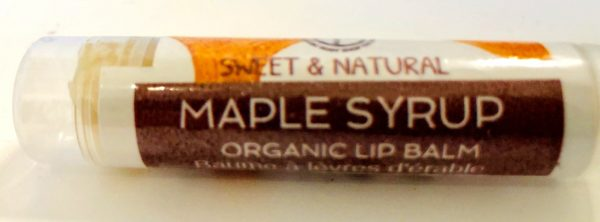 Maple syrup Lip Balm-Chemical Free..No Tax